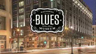 National Blues Museum - Buck up for the blues