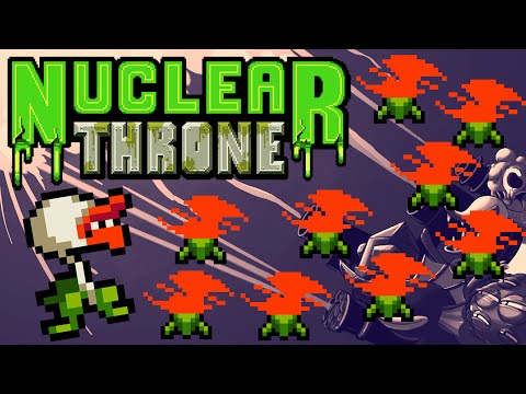 Nuclear Throne - Plant Loop With Saplings!