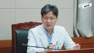 "[Interview] Coronavirus expert Dr. Bang Ji-hwan ""Stomach pain can also be symptoms of COVID-19"""