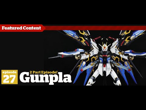 Gunpla - Episode 27 Part 2 - Gundam - Tutorial - Building - Kit reviews