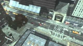 GTA 4 Gameplay HD GF GTX 580 Ultimate Textures v2 + Car Pack v6.2 by Seba Part 2