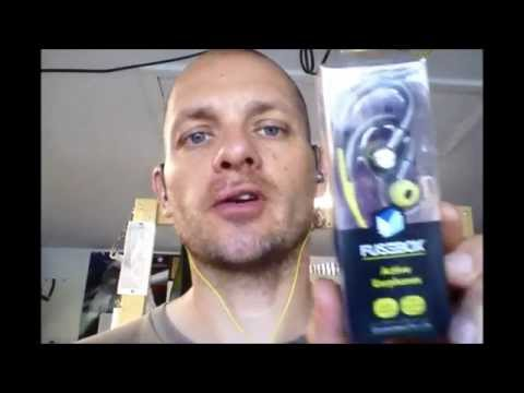 FuseBox Over the Ear Headphones Review