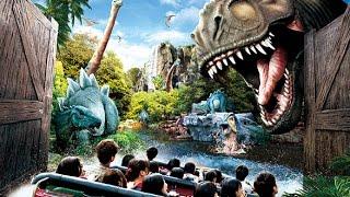 Universal Studios Japan: Jurassic Park ? The Ride