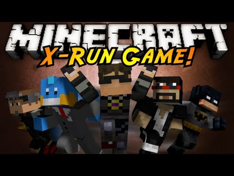 Minecraft Mini-Game : X-RUN! – 2MineCraft.com