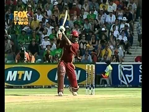 Chris Gayle 152* vs South Africa 2003/04