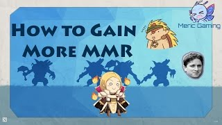 Dota 2   How To Win Solo Ranked Matches [ Gain MMR ]