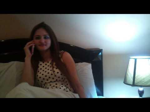 Beautiful Uzbek Girl Sings Indian Song Part Iii video