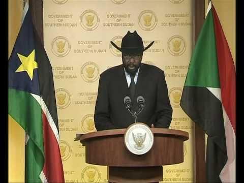 NetworkNewsToday: SOUTHERN SUDAN'S NEW PRESIDENT  SALVA KIIR MAYARDIT  (UNMIS)