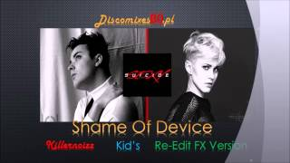 Sexy Suicide - Shame Of Device (Killernoizz Kid