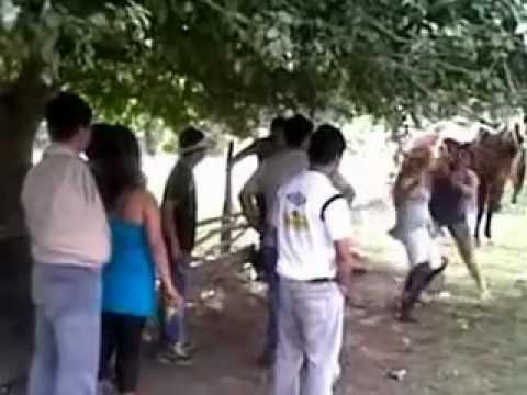 peleas de mujeres en el campo