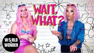Weather with Kimora Blac and Derrick Barry: WAIT, WHAT?