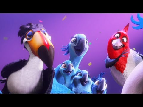 Rio 2 Trailer #2 2014 Movie - Official [HD]