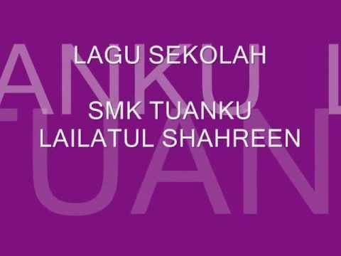 Lagu SMK Tuanku Lailatul Shahreen,Kangar Perlis.wmv