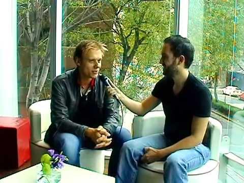 Interview with Armin van Buuren: Mexico 2011