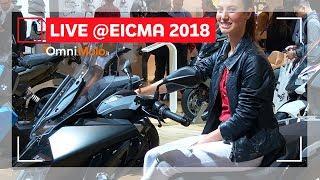 BMW C 400 GT | EICMA 2018