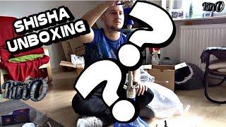 SHISHA UNBOXING !! | RinO