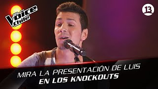 The Voice Chile | Luis Layseca - Fruta y té