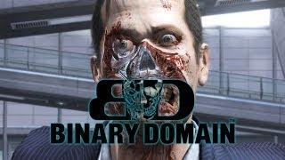 Binary Domain Gameplay (HD)