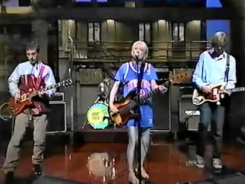Sonic Youth - Bull In The Heather (Live Letterman 1994)