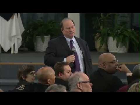 Mayor Duggan's Town Hall Meeting - District 2