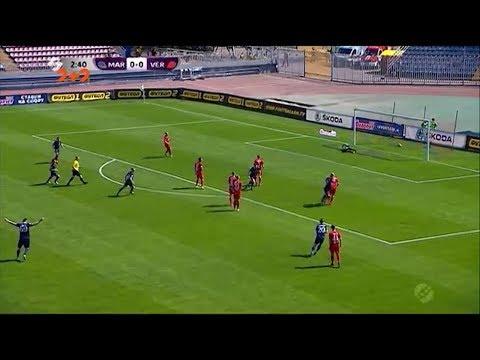 Маріуполь - Верес - 2:0. Відео матчу