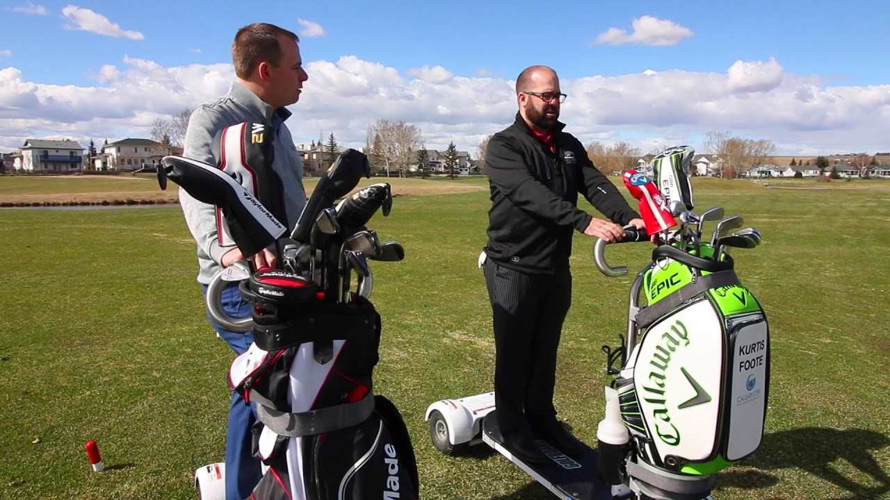 Golf Boards making waves in Airdrie