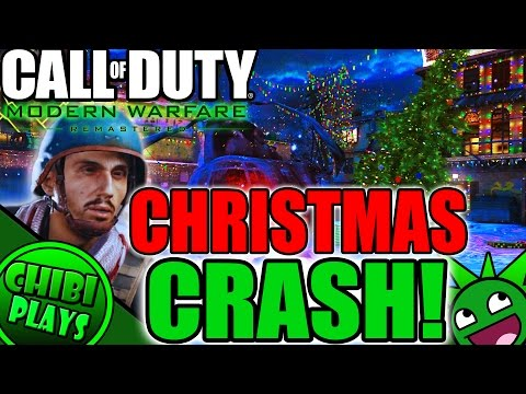 HOLIDAY FUN! 24/7 CHRISTMAS CRASH!  (Call of Duty Modern Warfare Remastered)