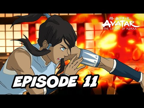 Legend Of Korra Season 4 Episode 11 - Top 5 Wtf Moments video