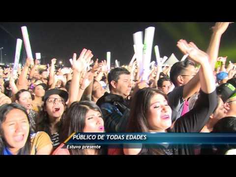 Las Noticias - DAVID GUETTA TRIUNFA EN MONTERREY
