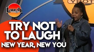 Try Not To Laugh | New Year, New You | Laugh Factory Stand Up Comedy