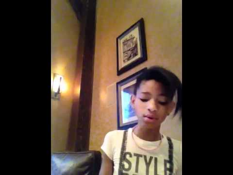 All Along Cover Willow Smith :) Music Videos