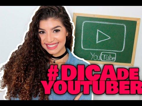 COMO CRIAR UM CANAL NO YOUTUBE E COMEÇAR A GRAVAR VÍDEOS   Por Jessica Melo thumbnail