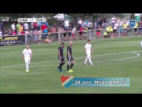 MOL Cup: Lanžhot - Baník 1:3 (sestřih)