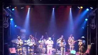 Sierra Leone's Refugee All Stars Video - Sierra Leone's Refugee All Stars @ the Granad Theater