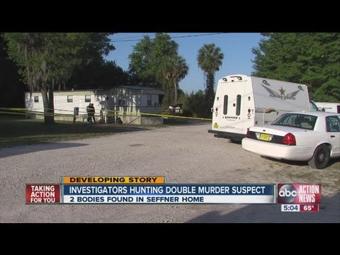 Mother Finds Son, Roommate Dead In Seffner Mobile Home video