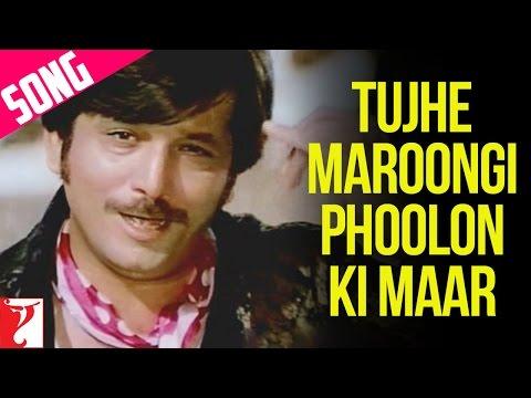 Tujhe Maroongi Phoolon Ki Maar - Song - Nakhuda