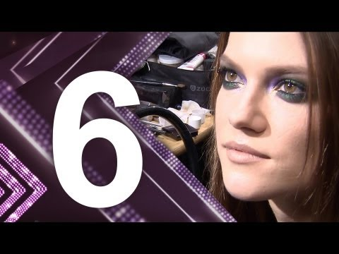First Face - #6 Kasia Struss - First Face Countdown Fall 2012 | FashionTV