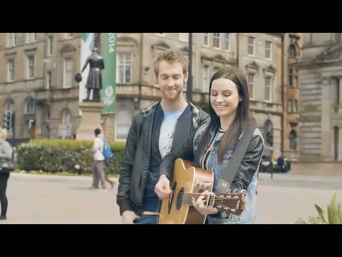 Amy Macdonald & Glaswegians - Rhythm of My Heart - XX Commonwealth Games 201