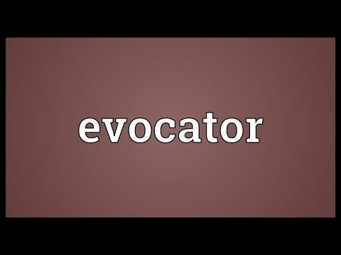 Header of evocator