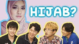 Download Lagu REAKSI IDOL KOREA TENTANG CEWEK INDONESIA BERHIJAB !! Gratis STAFABAND
