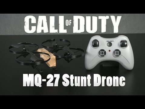 Call of Duty MQ-27 Stunt Drone from DGL Toys