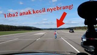Tes nabrak macam Euro NCAP test