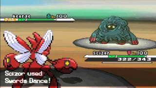 Pokemon Black & White Wifi Battle KingDaddyDMAC vs ArmedFro