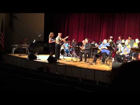 How High the Moon -- Peggy Lake and the KCC Jazz Band
