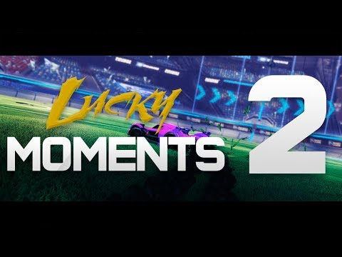 Rocket League LUCKY Moments (BEST GOALS, SAVES, FUNNY REACTIONS, PINCHES & MORE) EP.2