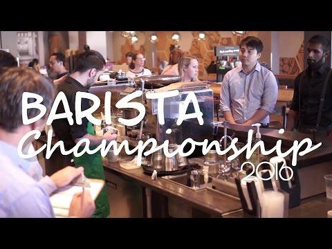 Barista Championship 2016