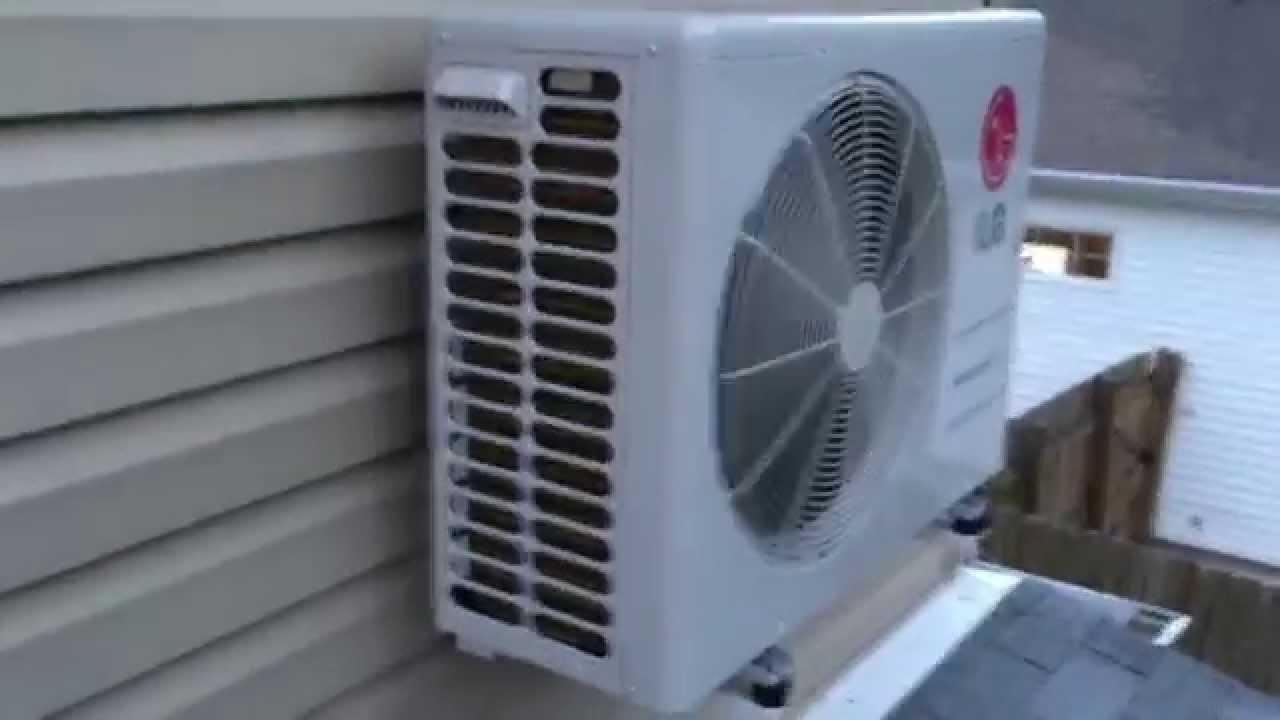 Lg Mini Splits Heat Pump