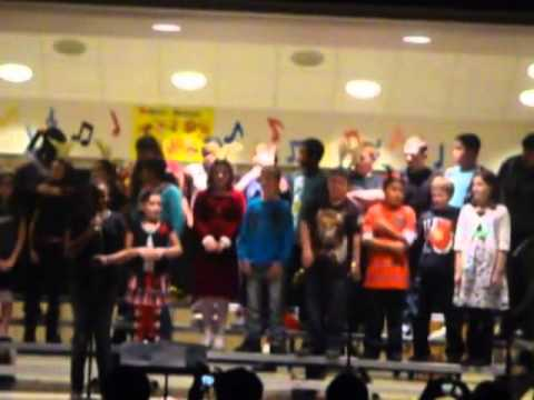 Pullman Elementary School Christmas Program 2011