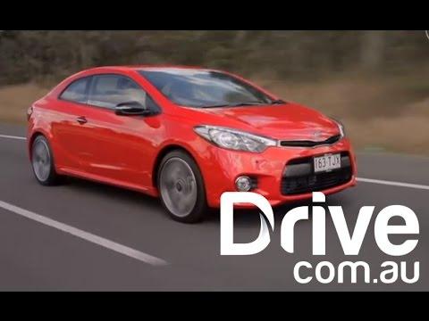 Kia Cerato Koup | Drive.com.au