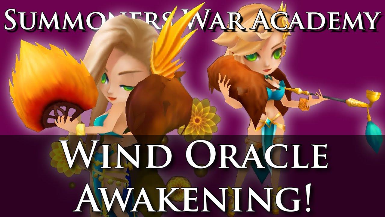 Summoners War Oracle Summoners War Academy